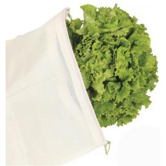 Sacs réutilisables en coton bio Taille XL (à l'unité)