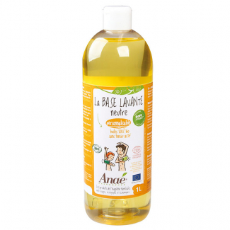 Organic Cleansing Base plant based Anae (1l)