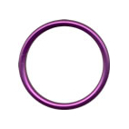 Sling Rings Purple Size M (1 pair)