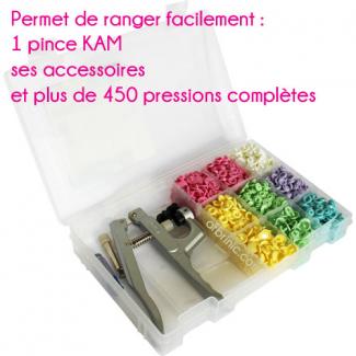 Medium Storage Box for KAM pliers by ARTBIN - white