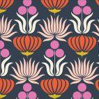 Coton Bio imprimé A Walk Remembered Native Flowers Cloud9