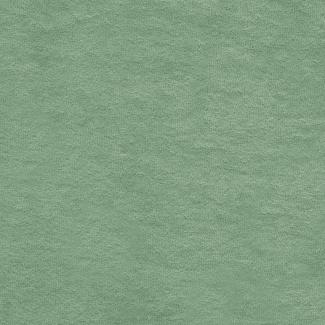 Micro éponge coton bio GOTS Vert Celadon