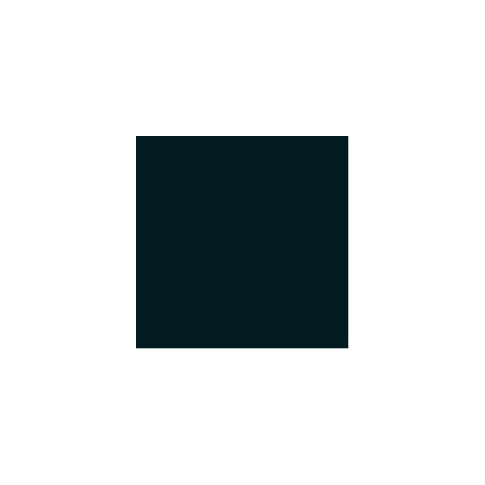 Organic cotton jersey GOTS Black (70m roll)