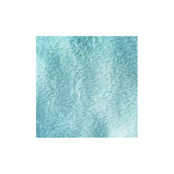 Teddy Oekotex - Mint blue - width 160cm (per meter)