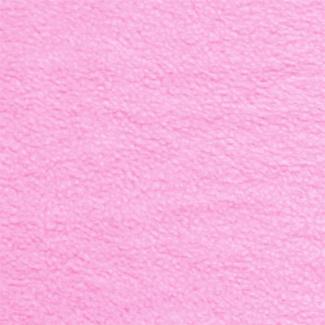 Micropolaire fine Oekotex - Rose (au mètre)