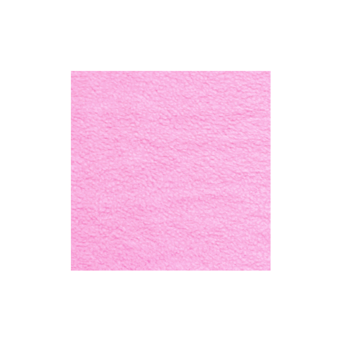 Single side Microfleece Oekotex Pink
