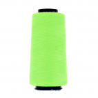 Polyester Serger and sewing Thread Cone (2743m) Neon Green