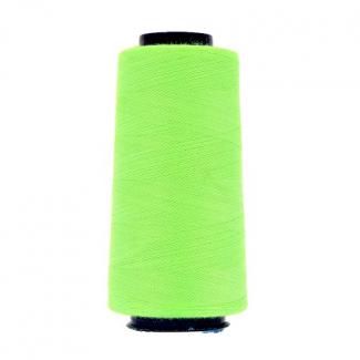 Cône fil polyester Vert Fluo (2743m)