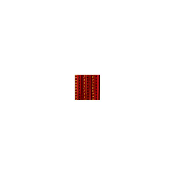 Cotton woven Bandana stripes Michael Miller (per 10cm)
