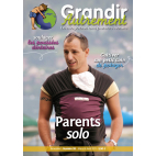 Grandir Autrement - n°28 - Parents solo