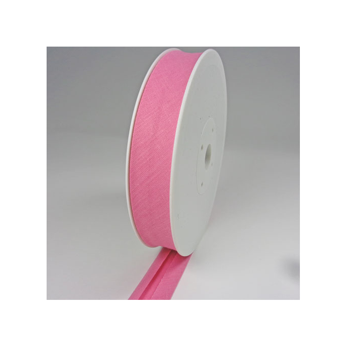 Biais 30mm Bubblegum (bobine 25m)
