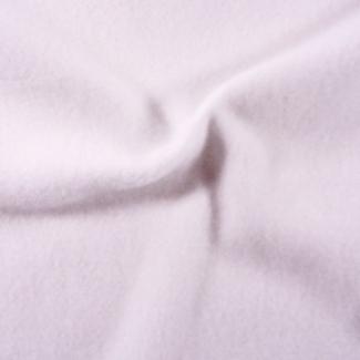 Micro Polaire Oekotex Blanc laize 160cm (par 10cm)