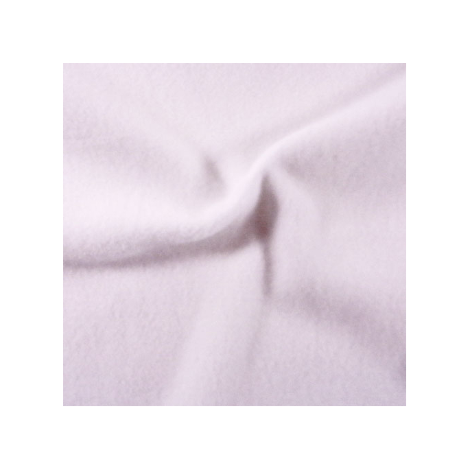 Microfleece Oekotex White