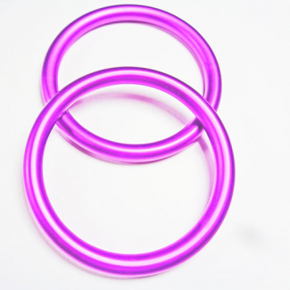 Sling Rings Purple Size S (1 pair)