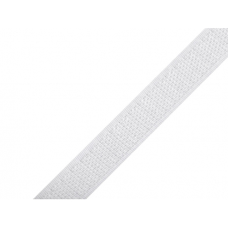 Scratch 3.0cm HOOK only White (per meter)