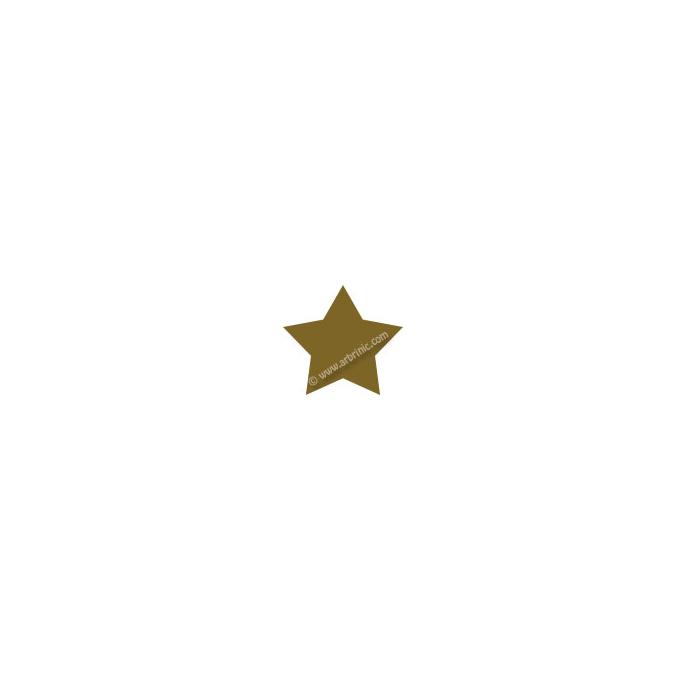 Pressions KAM T5 - Bronze B11 - 20 jeux ETOILES