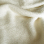Organic cotton fleece
