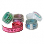 Fiberglass Tape Measure with box - 150cm PINK