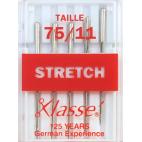 Machine needles Stretch 75/11 (x5)