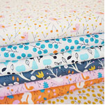 Designer prints & patchwork
