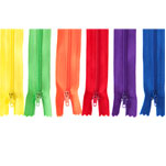 Nylon Zippers