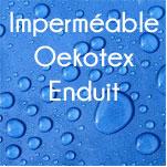 PUL Oekotex coated