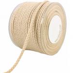 Cordon tressé Coton