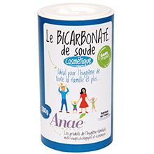 Bicarbonate de soude cosmétique
