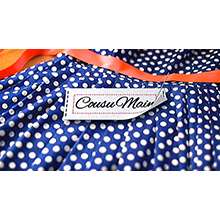 Burda sewing patterns COUSU MAIN