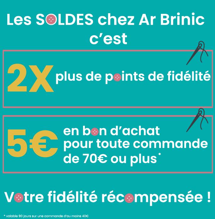 Winter sales at Ar Brinic